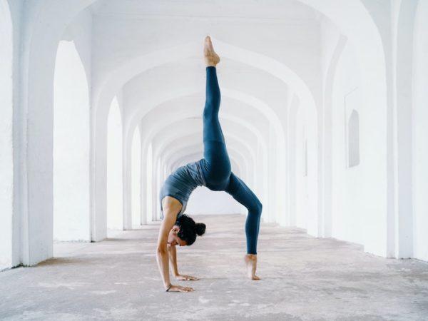 Yoga: un viaggio che inizia dal corpo